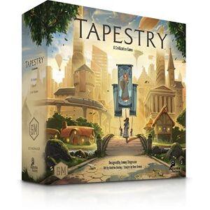Stonemaier Games Tapestry (Engelse versie)