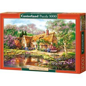 Castorland Twilight at Woodgreen Pond Puzzel (3000 stukjes)