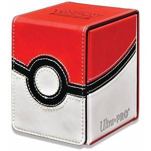 Ultra Pro Pokemon Flip Deckbox - Pokeball