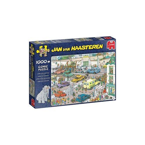 Jumbo Jan van Haasteren - Jumbo Gaat Winkelen Puzzel (1000 stukjes)