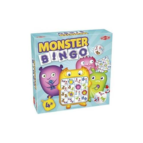 Tactic Monster Bingo
