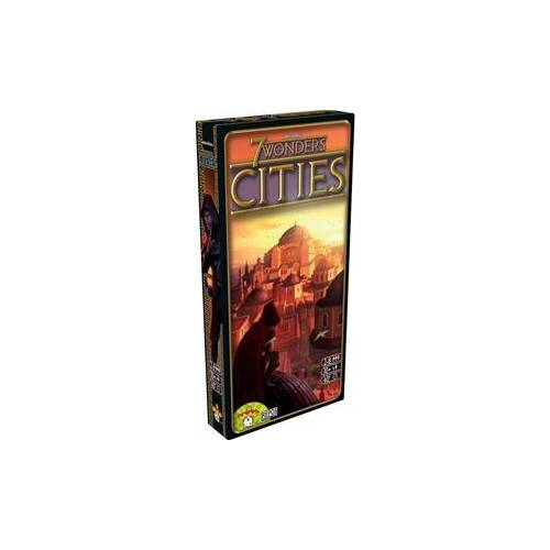 Repos Production 7 Wonders - Cities
