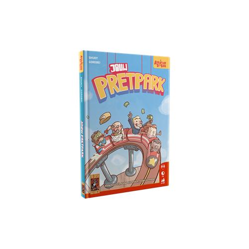 999 Games Adventure by Book - Jouw Pretpark Actiespel