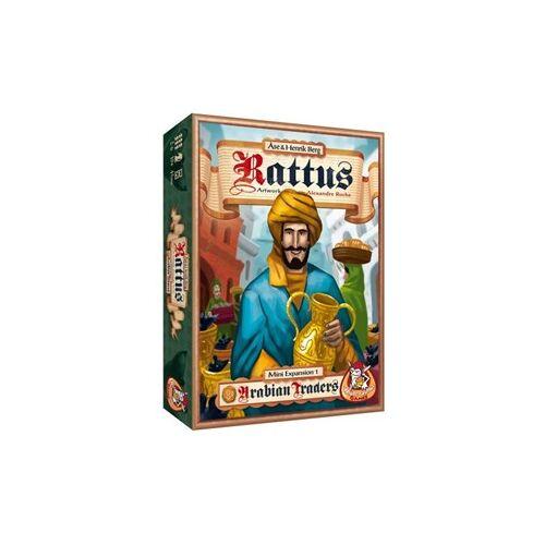 White Goblin Games Rattus Mini Expansion 1: Arabian Traders