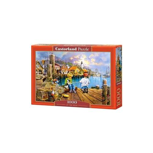 Castorland At the Dock Puzzel (1000 stukjes)