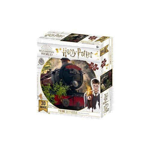 Tucker's Fun Factory 3D Image Puzzel - Hogwarts Express (500 stukjes)