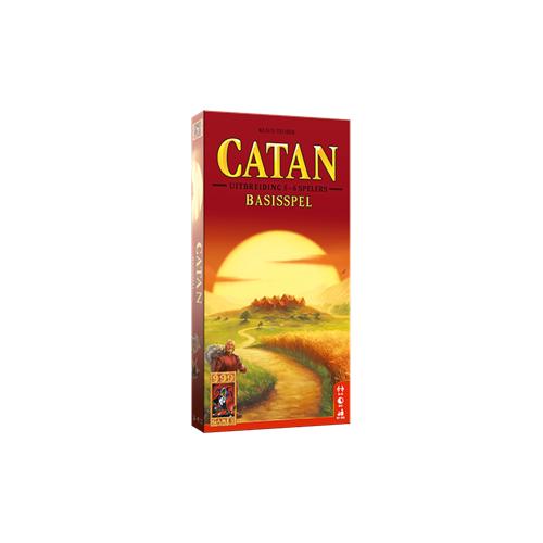 999 Games Catan 5/6 Spelers Uitbreiding