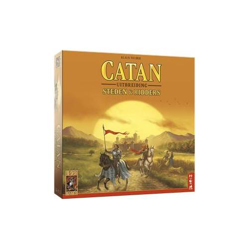 999 Games Catan - Steden en Ridders