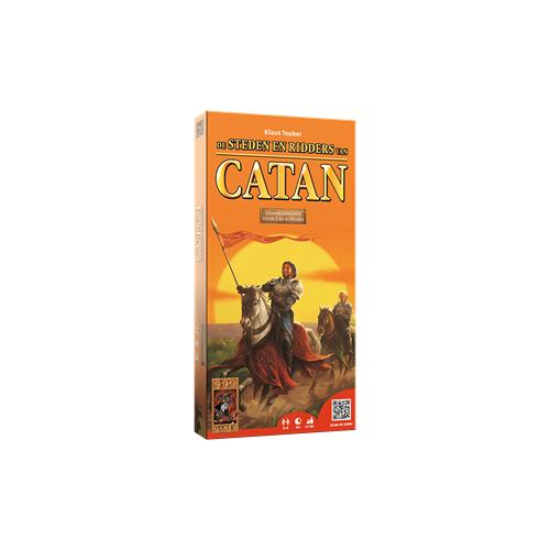 999 Games Catan - Steden en Ridders 5/6 Spelers