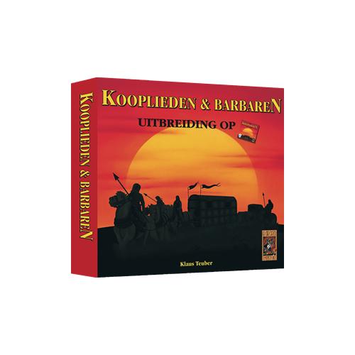 999 Games Kolonisten van Catan - Kooplieden en Barbaren