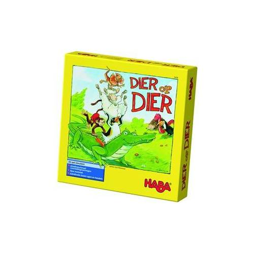 Haba Dier op Dier - Haba Kinderspel