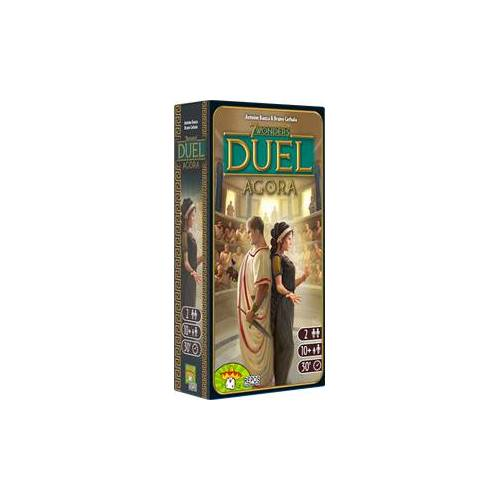 Repos Production 7 Wonders Duel Agora NL