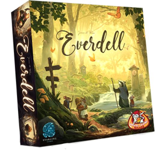White Goblin Games Everdell (NL ...