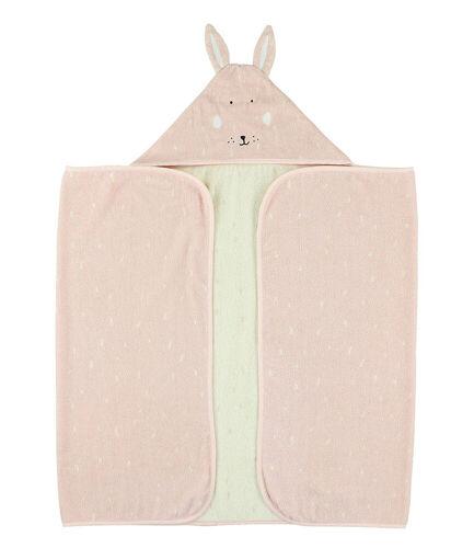 Trixie Plaids Hooded towel , 70x...