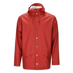 Rains Regenjassen Jacket Rood