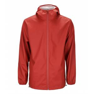 Rains Regenjassen Base Jacket Rood