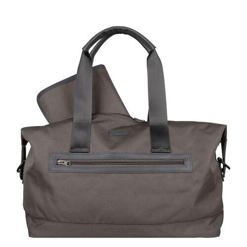 The Little Green Bag Luiertas Daisy Diaperbag Set Grijs