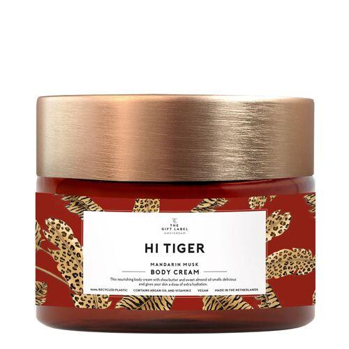 The Gift Label Verzorgingsproducten Body cream Hi tiger