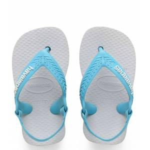 Havaianas Slippers Flipflops Baby Blauw