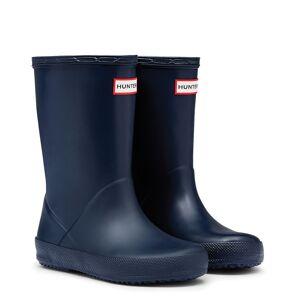 Hunter Regenlaarzen Boots Kids First Classic Blauw