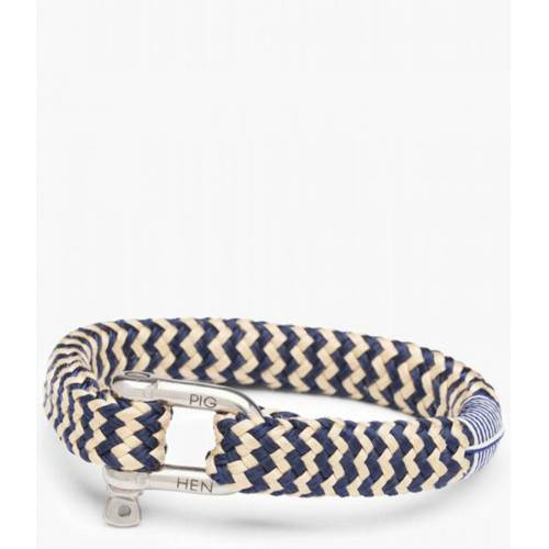 Pig and Hen Armbanden Bombay Barry Blauw