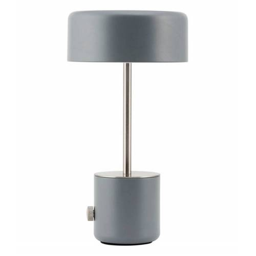 House Doctor Tafellampen Tafellamp Bring Grijs