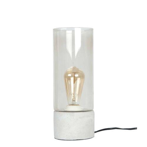Leitmotiv Tafellampen Table lamp Lax Grijs