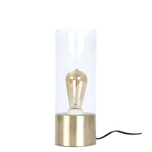 Leitmotiv Tafellampen Table lamp Lax Goudkleurig