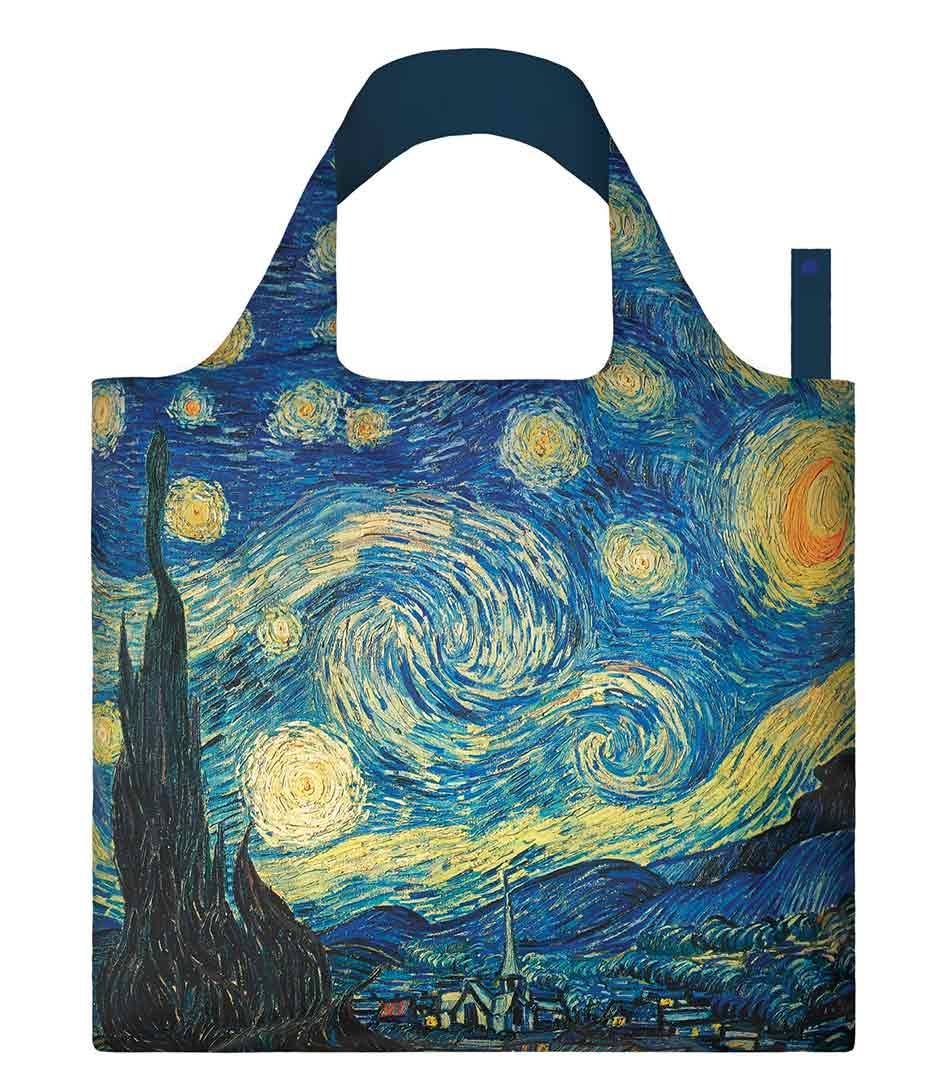 LOQI Shoppers Foldable Bag Museu...