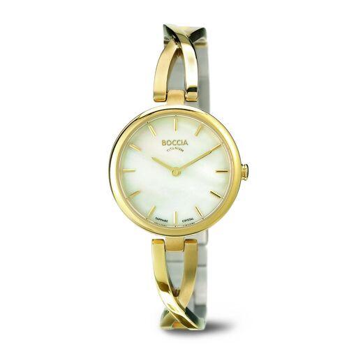 Boccia Titanium 3239-03 Dames horloge