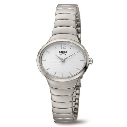 Boccia 3280-01 Horloge Titanium 30 mm