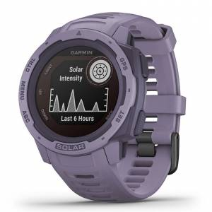 Garmin 010-02293-02 Instinct Smartwatch Solar Orchid 45 mm