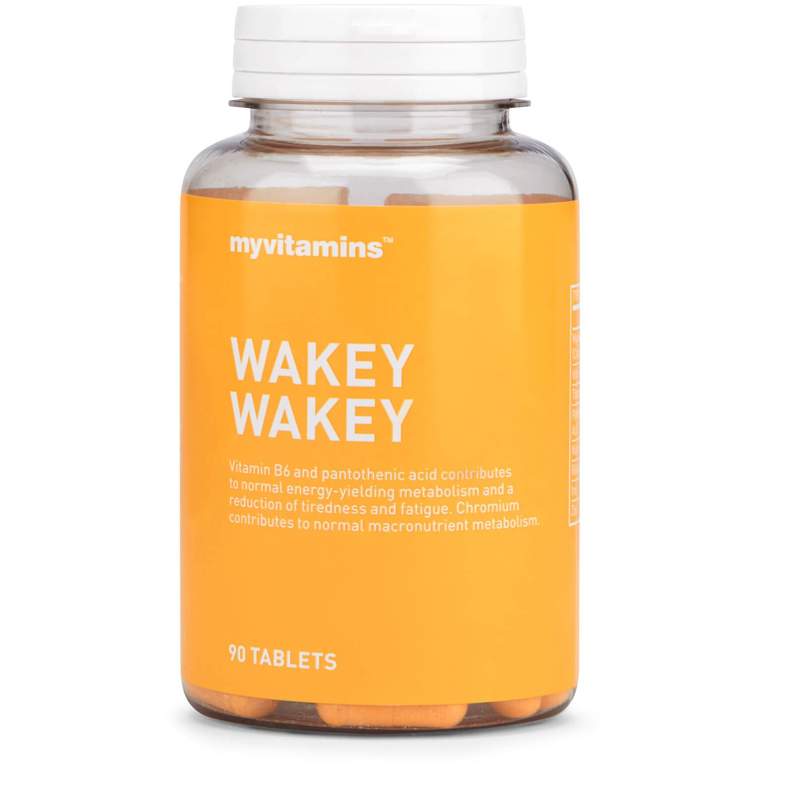 Myvitamins Wakey Wakey (90 Table...