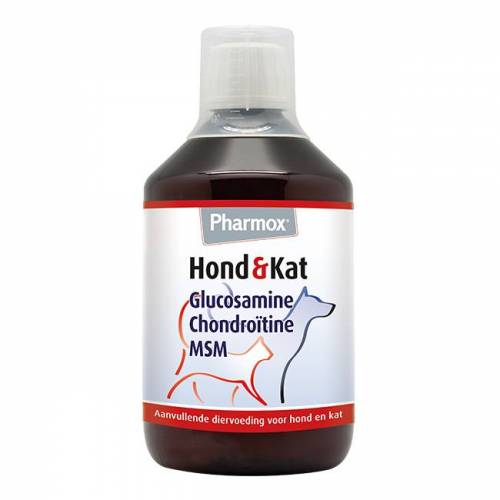 Pharmox Hond & Kat Chondroïtine 500 ml