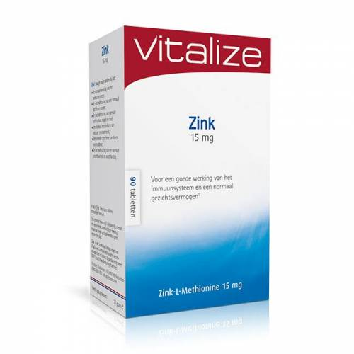 Vitalize Zink Complex 90 tabletten