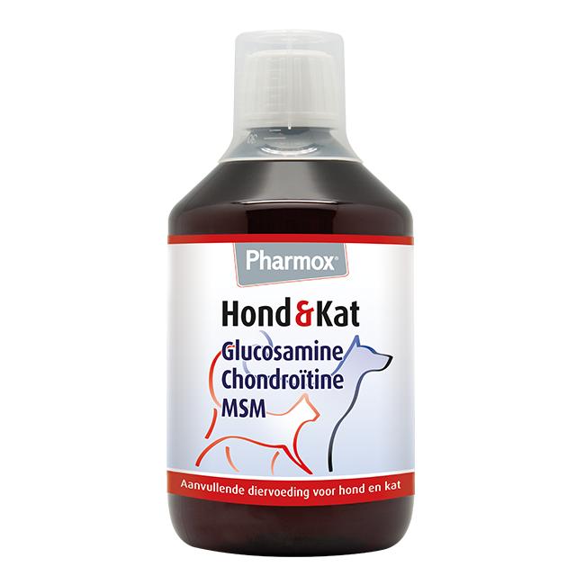 Image of Pharmox Hond & Kat Glucosamine 500 ml