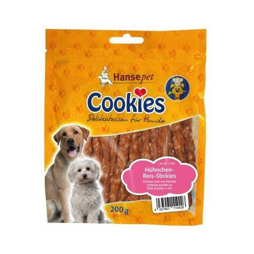 Cookie's 2x200g Cookies Delicatesse Hondensnacks