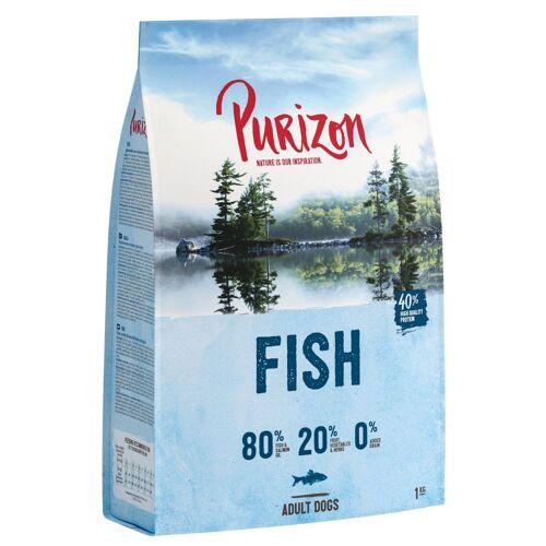 Purizon Vis  Adult - Graanvrij Hondenvoer - 12 kg