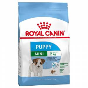 Royal Canin Size 4kg Mini Puppy Royal Canin Size Hondenvoer