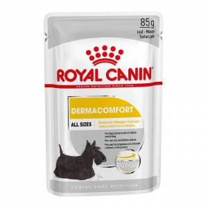 Royal Canin Care Nutrition 12x85g Dermacomfort Royal Canin Care Nutrition Hondenvoer