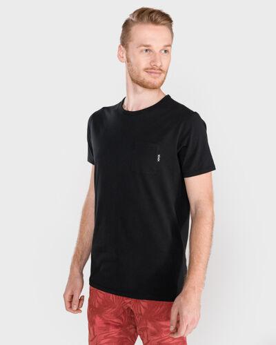 Scotch & Soda T-shirt zwart Here...