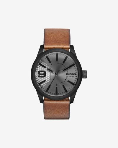 Diesel Horloges zwart bruin Here...
