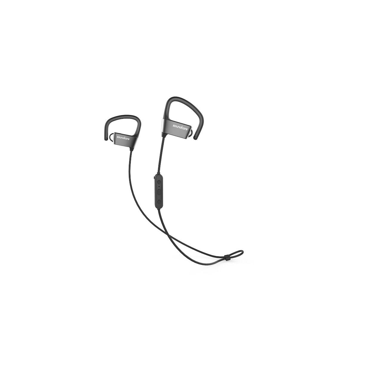 Anker in-ear oordopjes SoundCore Arc zwart/grijs