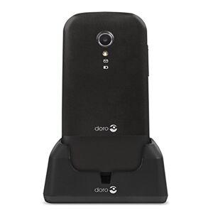 Doro 73562404telefonventil Zwart