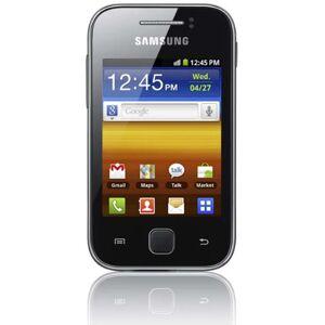 8806071513256 Samsung Galaxy Y S5360 Smartphone, 7,62 cm (3 inch) scherm, touchscreen, 2 megapixel camera, Android 2.3