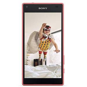 Sony Xperia Z5 Compact smartphone (4,6 inch (11,7 cm) Touch-Display, 32 GB interne geheugen, Android 5.1), 32 GB, koraalrood