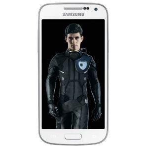 Samsung Galaxy mini I9195 smartphone, DE Ware, 8 gb, wit