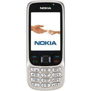 Nokia 6303i mobiele telefoon (camera met 3,2 MP, MP3, Bluetooth)