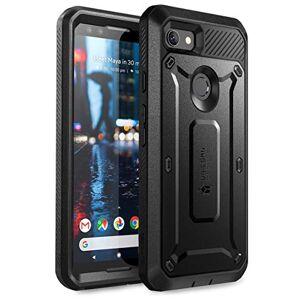 SUPCASE Google Pixel 3 hoes 360 graden mobiele telefoon hoes bumper case hybride beschermhoes cover [Unicorn Beetle PRO] met ingebouwde displaybescherming en riemclip voor Google Pixel 3 2018