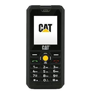 Caterpillar CAT b30Outdoor mobiele telefoon (5,1cm (2inch) TFT qvga Display, 2Megapixel camera) zeer robuust, zwart
